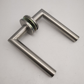 China Supplier new style lever on thin round rose