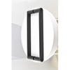 Black Glass Door Handle