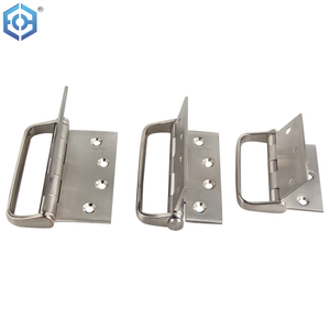 SSS Stainless Steel Door Hinge with Handle for Folding door