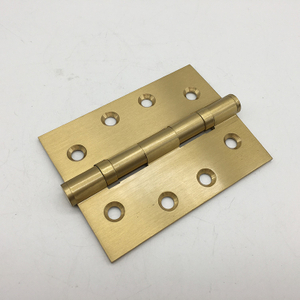 Manufacturer Exterior Sliding Antique Brass Door Hinges for Heavy Duty Doors