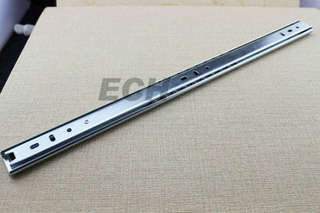 Galvanize or Black Steel Ball Bearing Drawer Slide (DSE-109)