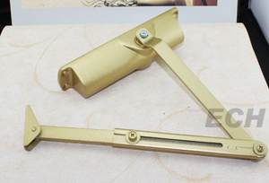 Heavy Duty Iron Door Closer (DCE-202)