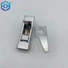 China Products Suppliers Equipment Panel Lock Good Quality Big Silver Spray for Cabinet And Box MS603