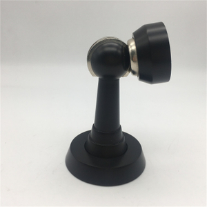 ECH Factory wholesale Interior door brass black magnetic door stopper