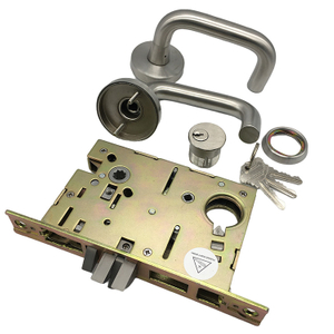 American Style UL Approval Heavy Duty Mortise Door Lock for Fire Door Function Classroom