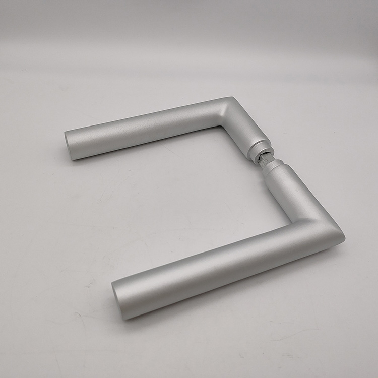 Bathroom Hardware ODM/OEM European Style Door Lever Handle Aluminium Surface Mount Pull Handle
