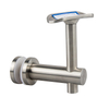Stainless Steel Handrail Support Glass Railing Clamp Glass Wall Handrail Bracket