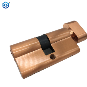 Copper Brass Door Lock Cylinder with Master Cylinder And Master Key