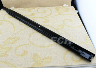 Black Steel Ball Bearing Industrial Slide Rail (DSE-108)