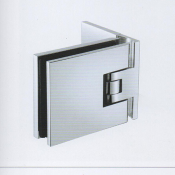 Stainless Steel 90 Degree self closing bathroom glass shower door hinge