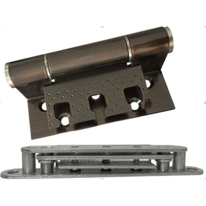 180x23/120x70mm iron and 201 stainless steel Invisible Hidden Concealed door Hinge for wood Door