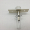 Floor Mounted Plastic PC And Nylon Concealed Magnetic Door Stopper