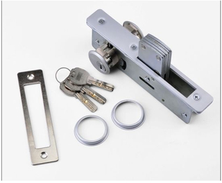 (ESD-020) Zinc Alloy Hook Bolt Door Lock Kfc Lock