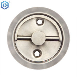 Door Hardware SSS Stainless Steel Round Interior Ring Handle