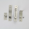 90 Degree Concealed Invisible Hidden Hardware Stainless Steel Pivot Hinge