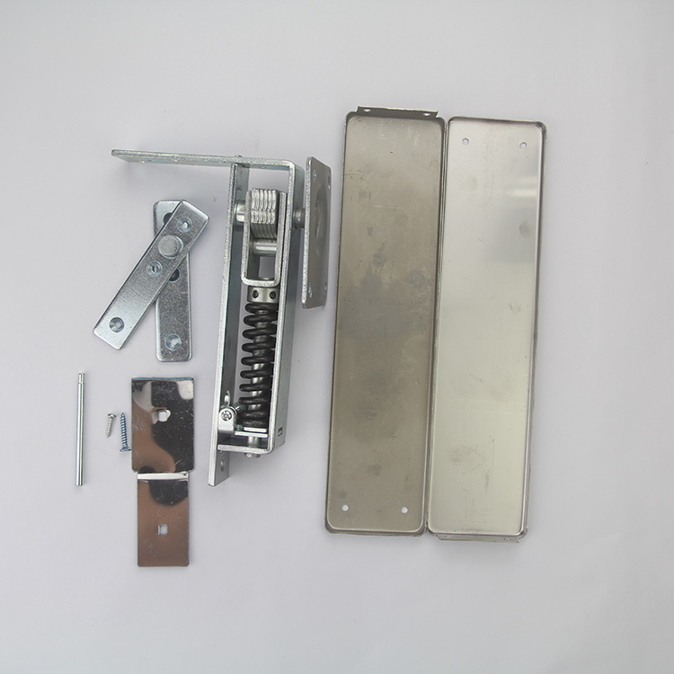 Glass Automatic Hinge Gas Hydraulic Door Accessories Closer Floor Spring