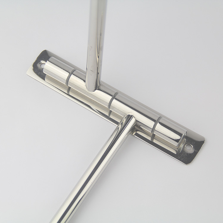 Modern New Style Wall-Install Stainless Steel Towel Rack for Bathroom
