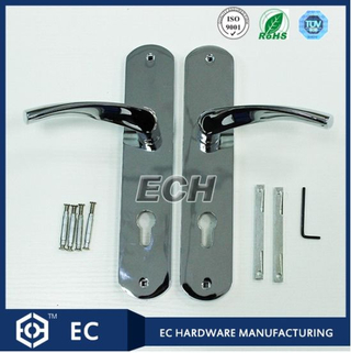 Household Decoration Zinc Alloy Door Handle (No07)