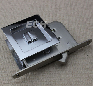 Stainiless Steel Sliding Door Lock (ESD-010)