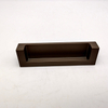 Brown Zinc Alloy Concealed Furniture Or Cabinet Handle Door Handle