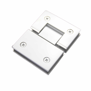Good Quality Door Hardware Stainless Steel Shower Glass Door Hinge