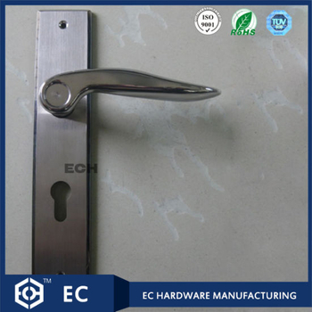 Stamping Front-Panel Stainless Steel Main Door Lock