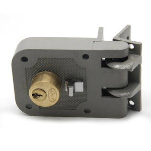 Jimmy Proof Light Latches Night Latch Single Cylinder Rim Lock