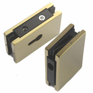 Copper Stainliess Steel Best Sliding Glass Door Security Locks