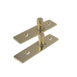 Copper Stainless Steel Top Concealed Shower Pivot Hinges for Glass Doors