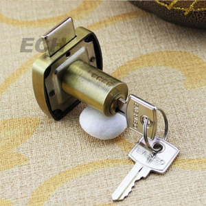 (FCE-001) SUS Stainless Steel Dresser Drawer Lock