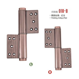 (H087) New Product Door Hinge Hydraulic Aluminum Hinge