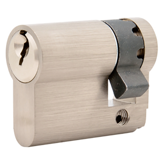 High Security Euro Cylinder Locks euro locks SN Brass Single Cylinder Lock