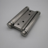 4Inch stainless steel 304 SSS adjust double action spring hinge