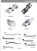 Stainless Steel Glass Door Clamp Glass Fitting