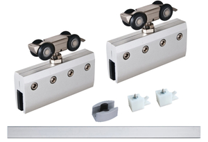 aluminium sliding glass barn door Hardware accessories for glass windows and doors
