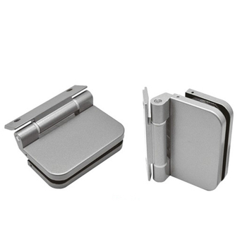 Stainless Steel Frame Mounted Glass Door Hinge