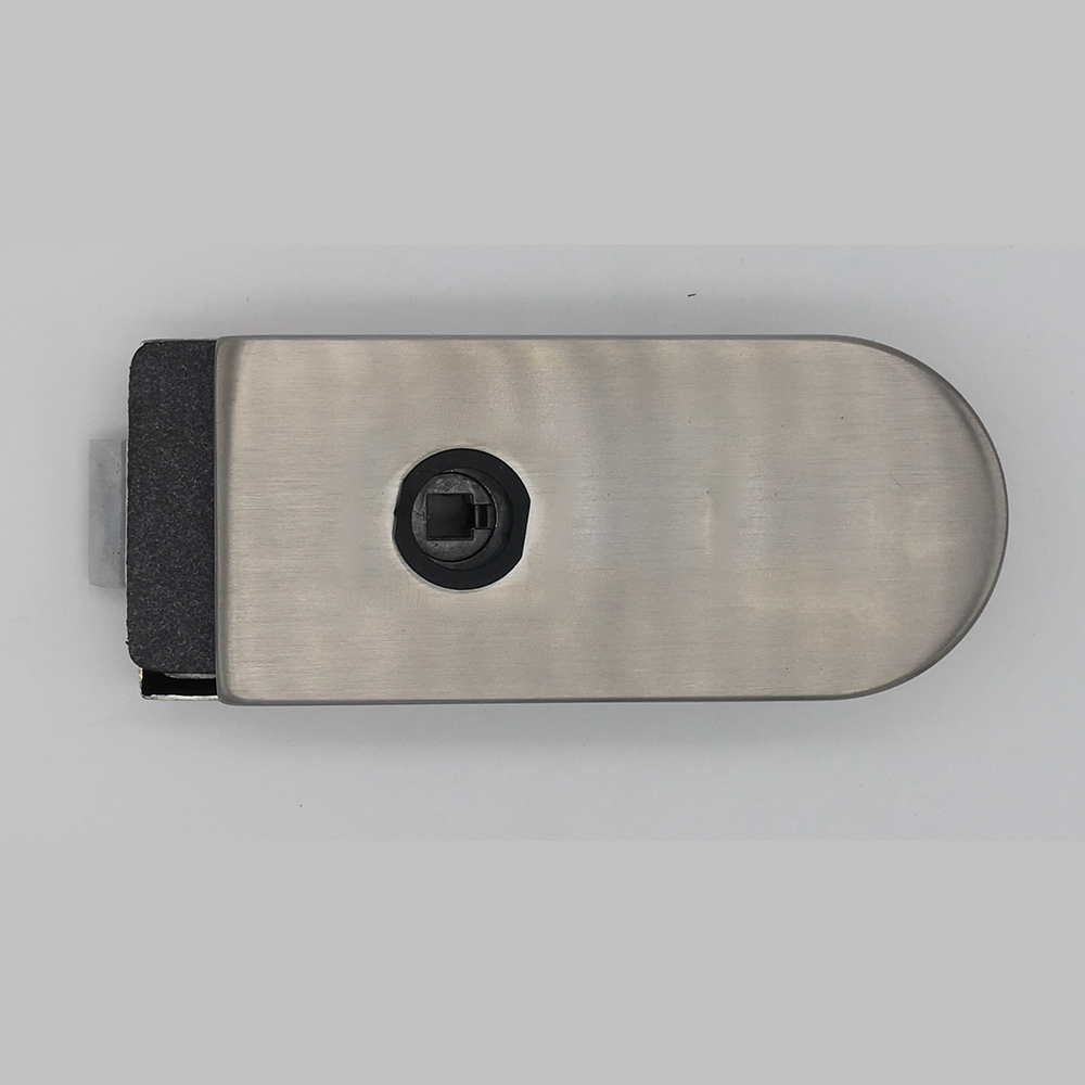 Glass Accessories Zinc Alloy Glass Door Lock