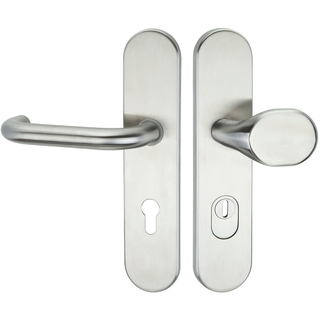 Door Hardware entrance door handle gate door handle security door lock