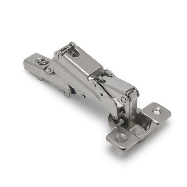 China stainless steel concealed cabinet hinge manufacturer wide opening 0mm/165°