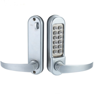 Zinc Alloy Keypad Cabinet Mechanical Door Combination Lock
