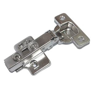3D adjustable concealed hinge furniture hinge cabinet hinge full overlay 0mm/110°