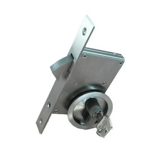 Stainless Steel Easy Install Entrance Mortise Sliding Door Lock with Lever Handle