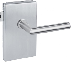 High Quality Stainless Steel Door Lock for Glass Door Fittings